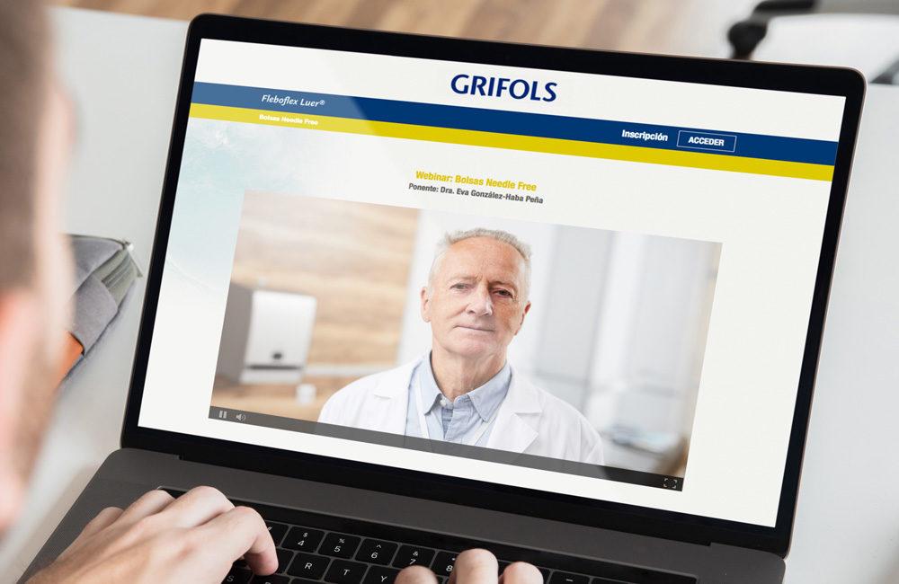 webinar grifols con abstract