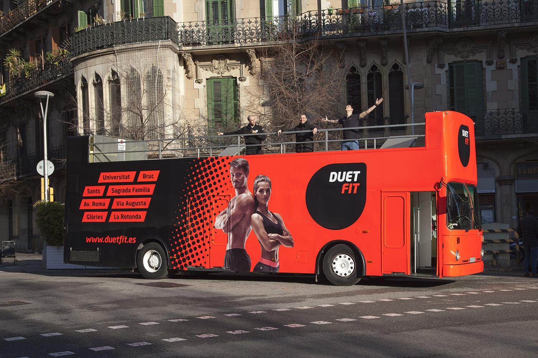 Resultado final Lateral bus Duet Fit